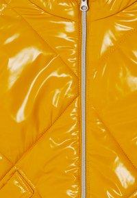 Benetton - BASIC GIRL - Winter jacket - yellow - 2