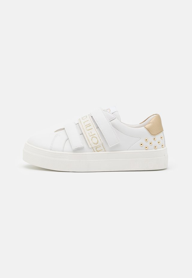 ALICIA - Sneakers laag - white