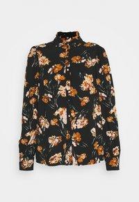 ONLCLORIS - Button-down blouse - black
