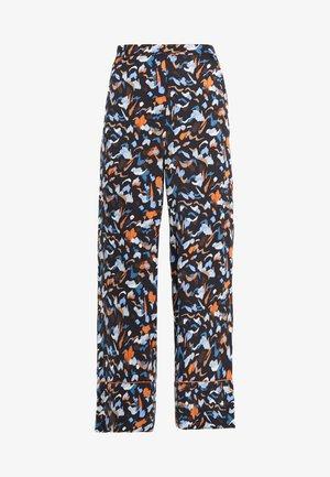 AMANDA LOVELY PANTS - Trousers - multi color