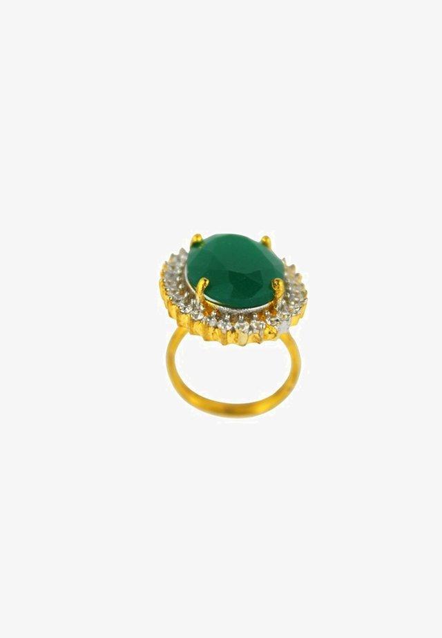 BEAUTY - Ringar - green