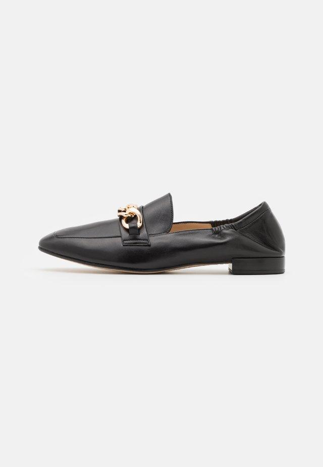 CLAIRE - Slippers - schwarz