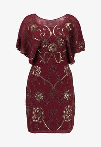 Molly Bracken - Vestido de cóctel - dark red - 5