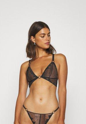 TOUCH - Triangle bra - schwarz