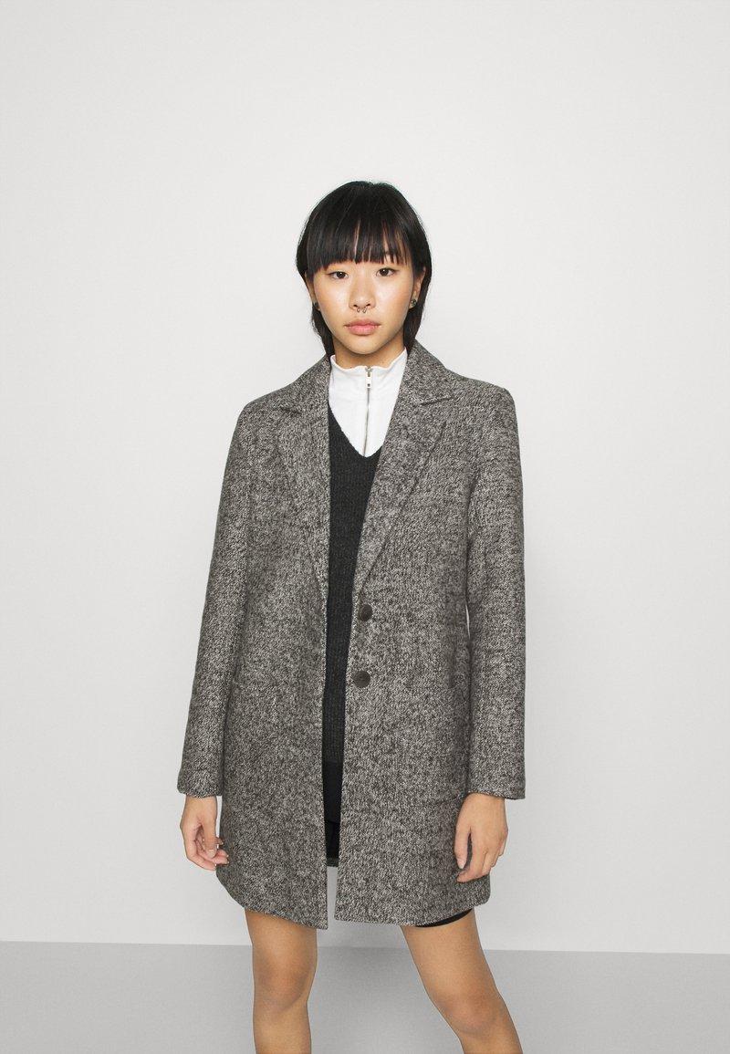 ONLY - ONLARYA SINA COAT - Classic coat - medium grey