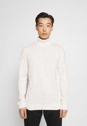 ROLL NECK  - Jumper - off white