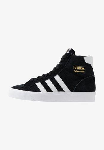 BASKET PROFI UNISEX - Sneakers alte - core black/footwear white/gold metallic