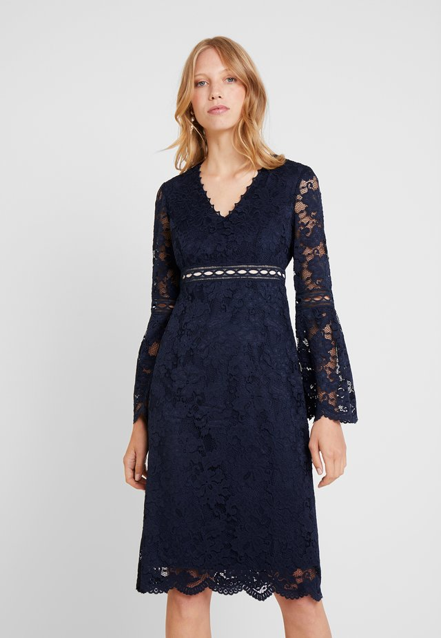 DRESS - Cocktailklänning - midnightblue
