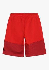 adidas Performance - SID SHORT - Krótkie spodenki sportowe - scarlet/maroon/black - 1