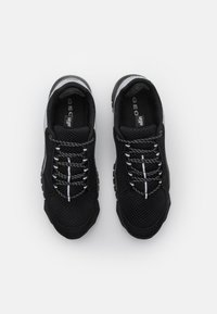 all in - ID UNISEX - Trainers - black - 3