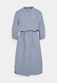 esmé studios - VIVIAN MIDI DRESS - Shirt dress - tradewinds - 0