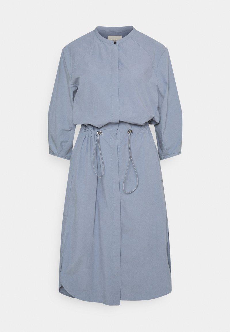 esmé studios - VIVIAN MIDI DRESS - Shirt dress - tradewinds