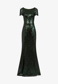 HotSquash - Vestido de fiesta - dark green - 3