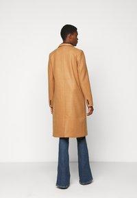 Object Tall - OBJLINA COAT  - Classic coat - doe - 2