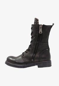 Replay - EVY - Cowboy/biker ankle boot - black - 1