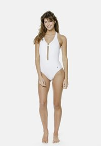 K-Way - Swimsuit - white - 1