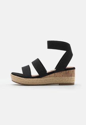 JBANDI - Sandals - black