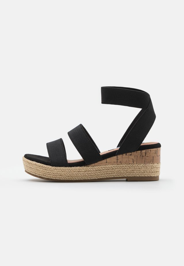 JBANDI - Sandalen - black