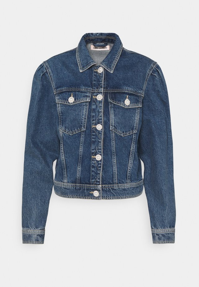 YOEL - Veste en jean - dark denim