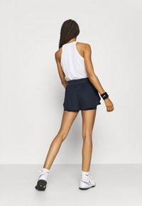 Nike Performance - DRY SHORT - Short de sport - obsidian/white - 2