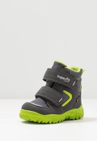 Superfit - HUSKY - Snowboot/Winterstiefel - grau/grün - 2