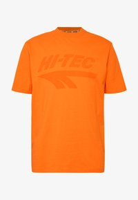 Hi-Tec - HANS - T-shirt print - orange zest - 3