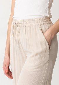 Indiska - ELSIE  - Trousers - beige - 3