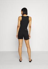 JDY - JDYLARA LIFE - Shorts - black - 2
