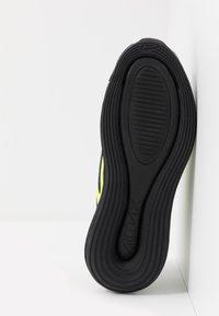 Nike Sportswear - AIR MAX 720 - Trainers - midnight navy/black/lemon - 5