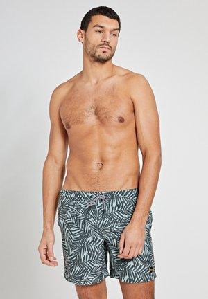 MANGROVE - Swimming shorts - silvered green