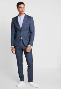 Lindbergh - CHECKED SUIT - Oblek - blue - 1