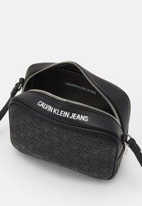 Calvin Klein Jeans - CAMERA BAG - Across body bag - black - 2