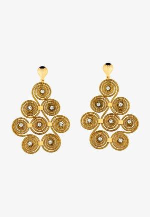 OPERA - Earrings - gold