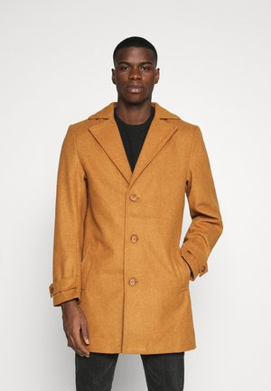 OVERCOAT - Classic coat - tan