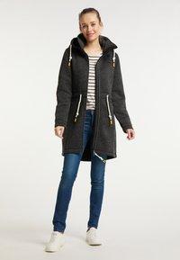 Schmuddelwedda - Winter coat - grau melange - 1