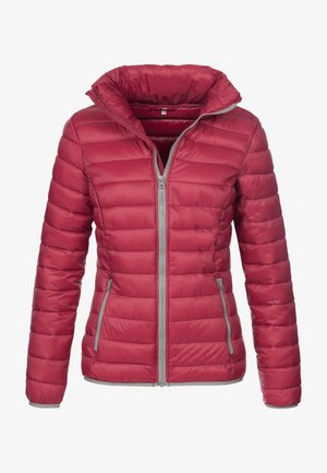 Winter jacket - bordeaux