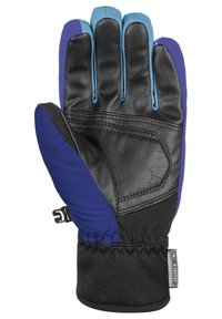 Reusch - Gloves - imper blue/safety yellow