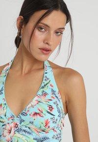Esprit - SOUTH BEACH TANKINI PADDED - Bikini top - turquoise - 3