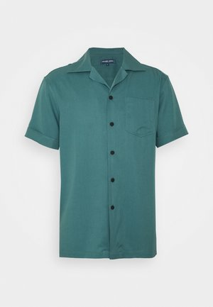 CAMP COLLAR - Shirt - olive