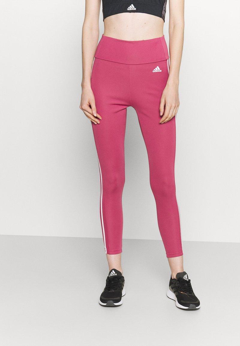 adidas Performance - Tights - wild pink/white
