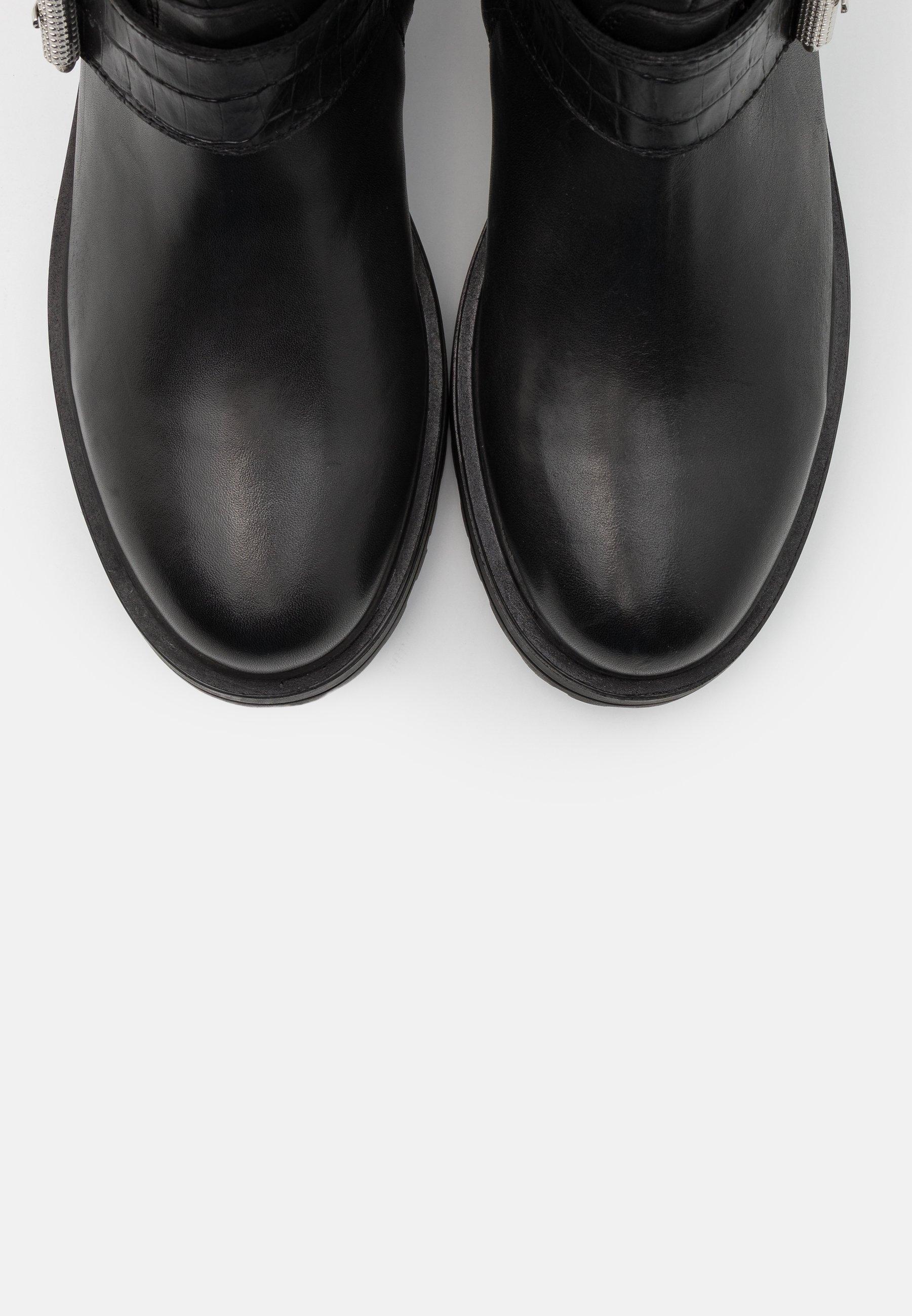 Femme VALLENDAR - Bottes à plateau - black