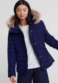 Superdry - GIACCA ICELANDIC  - Winter jacket - rich navy - 0