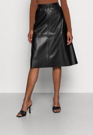 SKIRT VIOLETTA  - A-line skirt - black