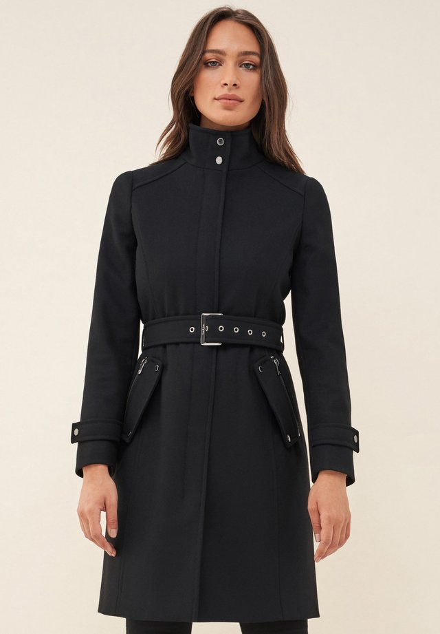 LISBOA  - Short coat - black