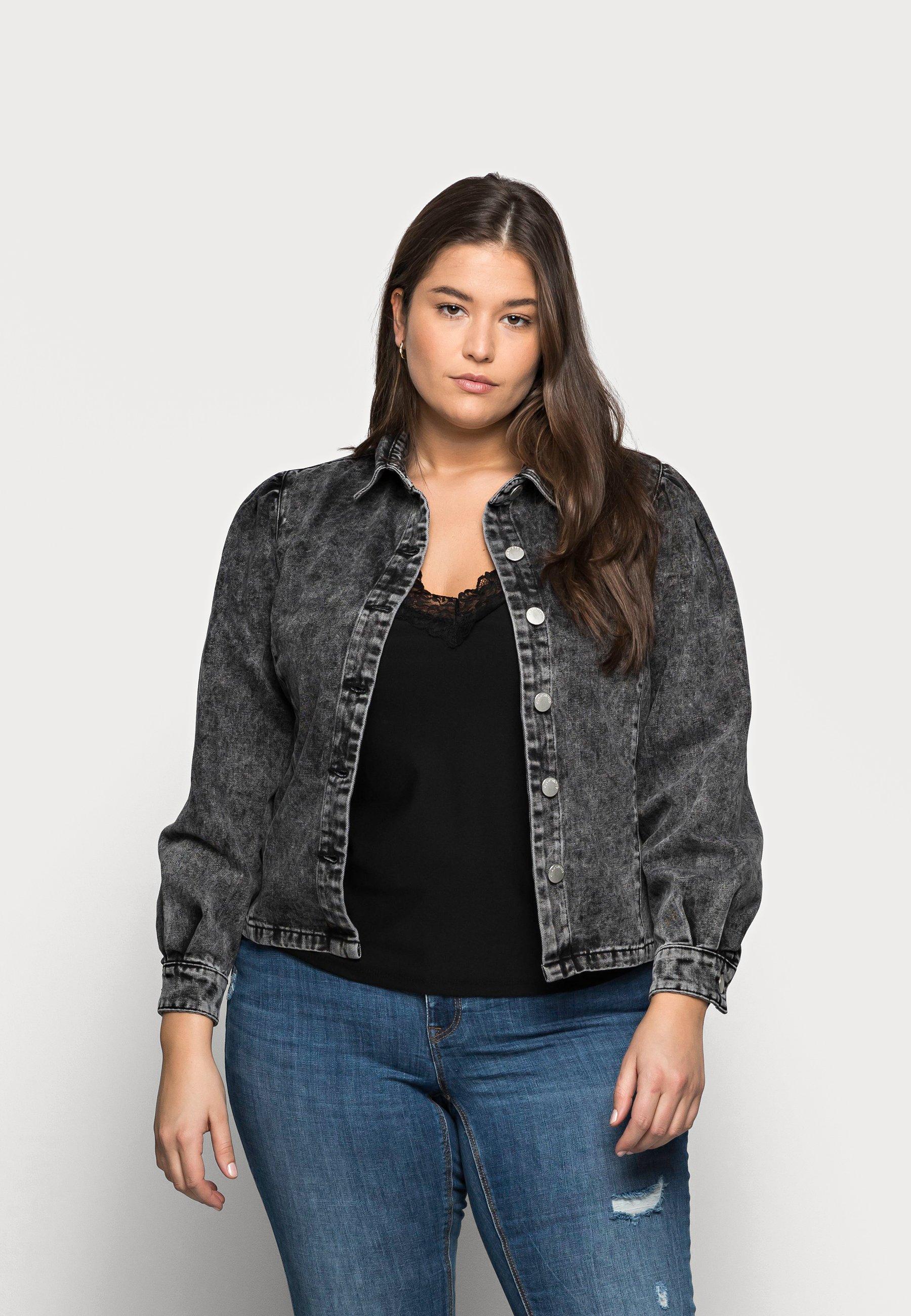 Women PUFF LONG SLEEVES - Button-down blouse