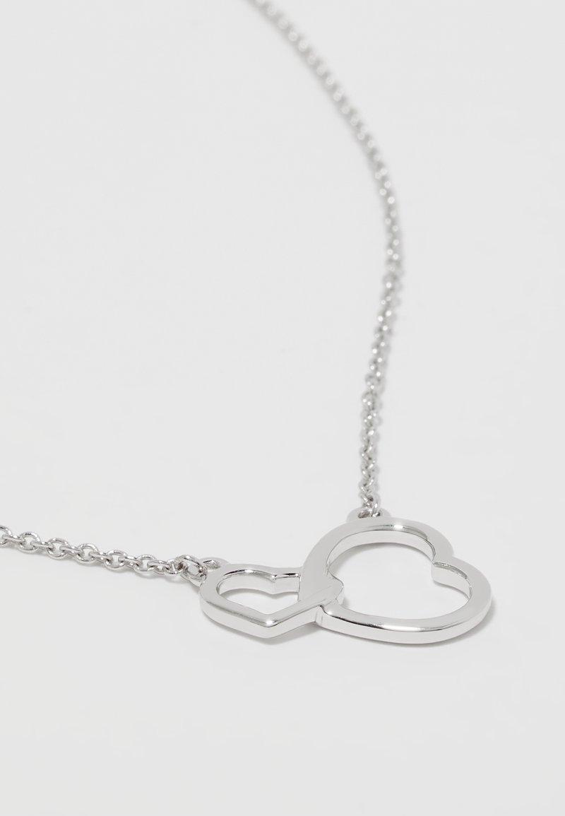 DIAMANT L'ÉTERNEL - WHITE GOLD - Necklace - silver