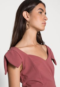 WAL G. - ANNIE MIDI DRESS - Cocktail dress / Party dress - dusty rose pink - 4