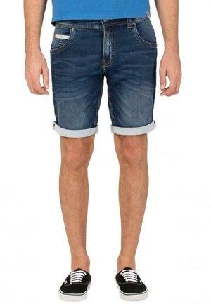 SCOTTY - Denim shorts - light aged wash