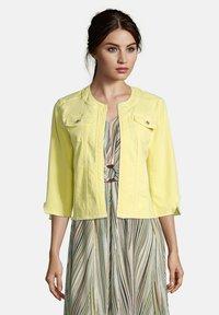 Betty Barclay - Denim jacket - gelb - 0