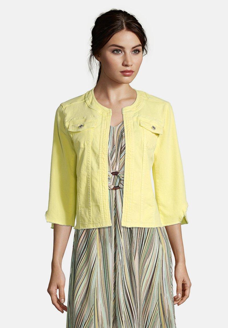 Betty Barclay - Denim jacket - gelb